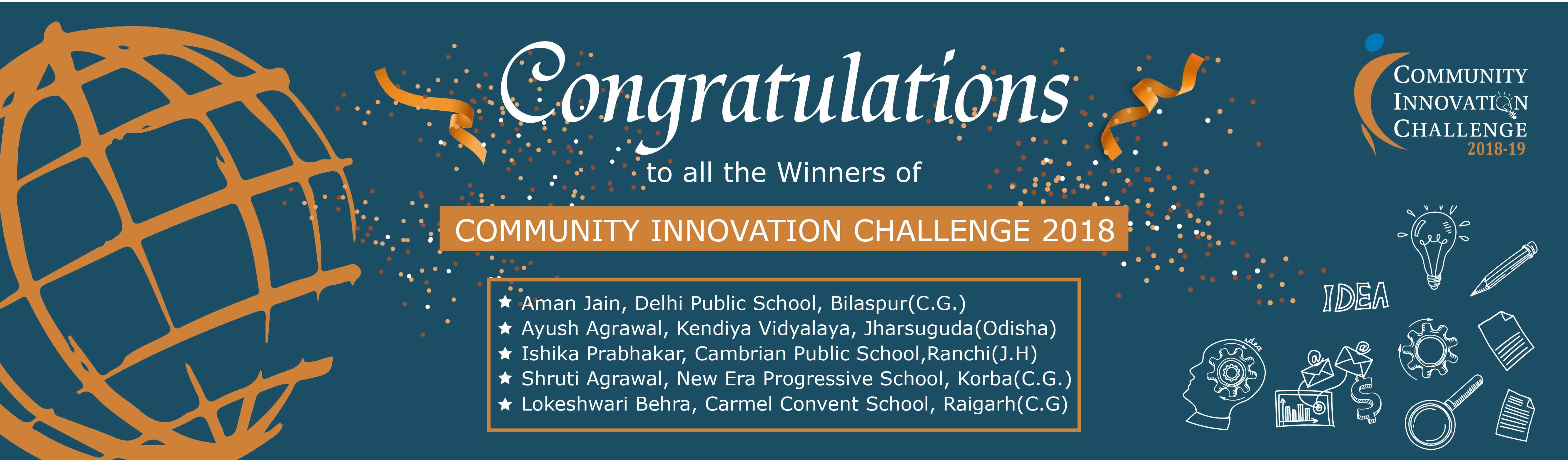 Community Innovation Challenge