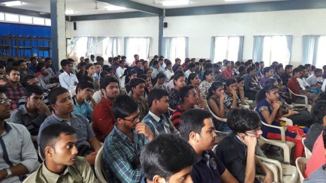 B Tech Fresher�s Welcome Programme